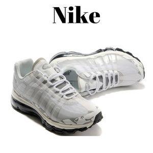 "Nike Air Max 95+ BB 360 ""Snow Camo</p>                     </div> <!--bof Product URL --> <!--eof Product URL --> <!--bof Quantity Discounts table --> <!--eof Quantity Discounts table --> </div> </dd> <dt class="